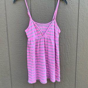 PINK VS sleep shirt